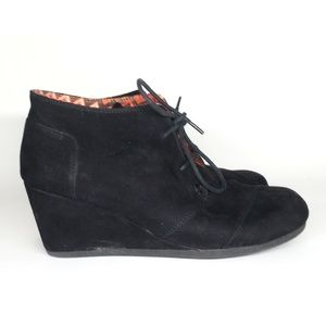 Fashion Booties Size 5